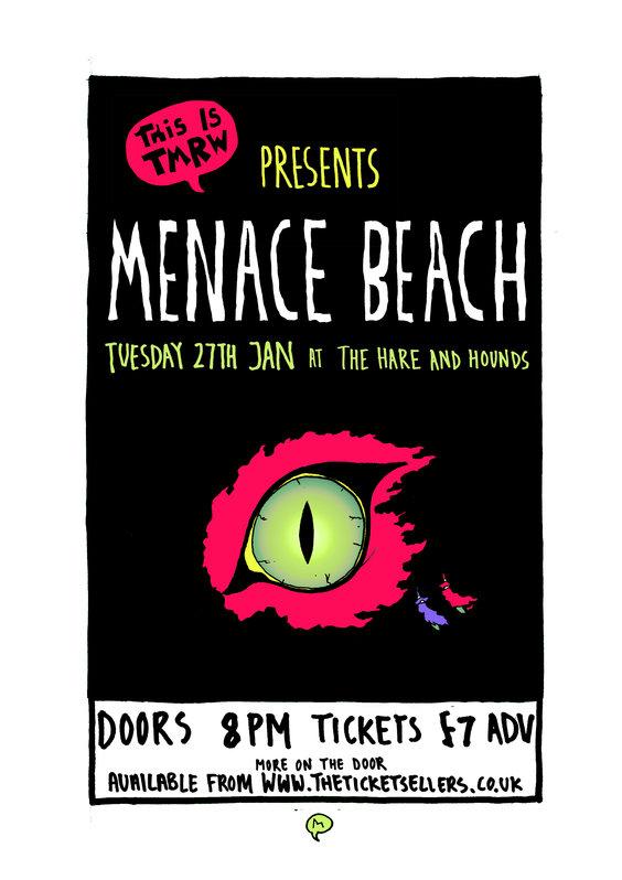 meance beach