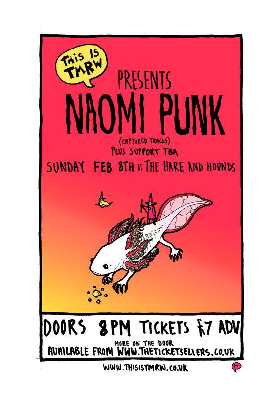 Naomi Punk