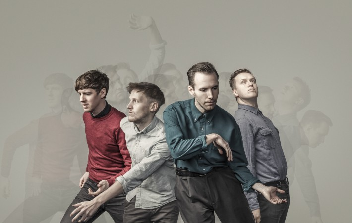 Dutch Uncles. Press photographs for O Shudder