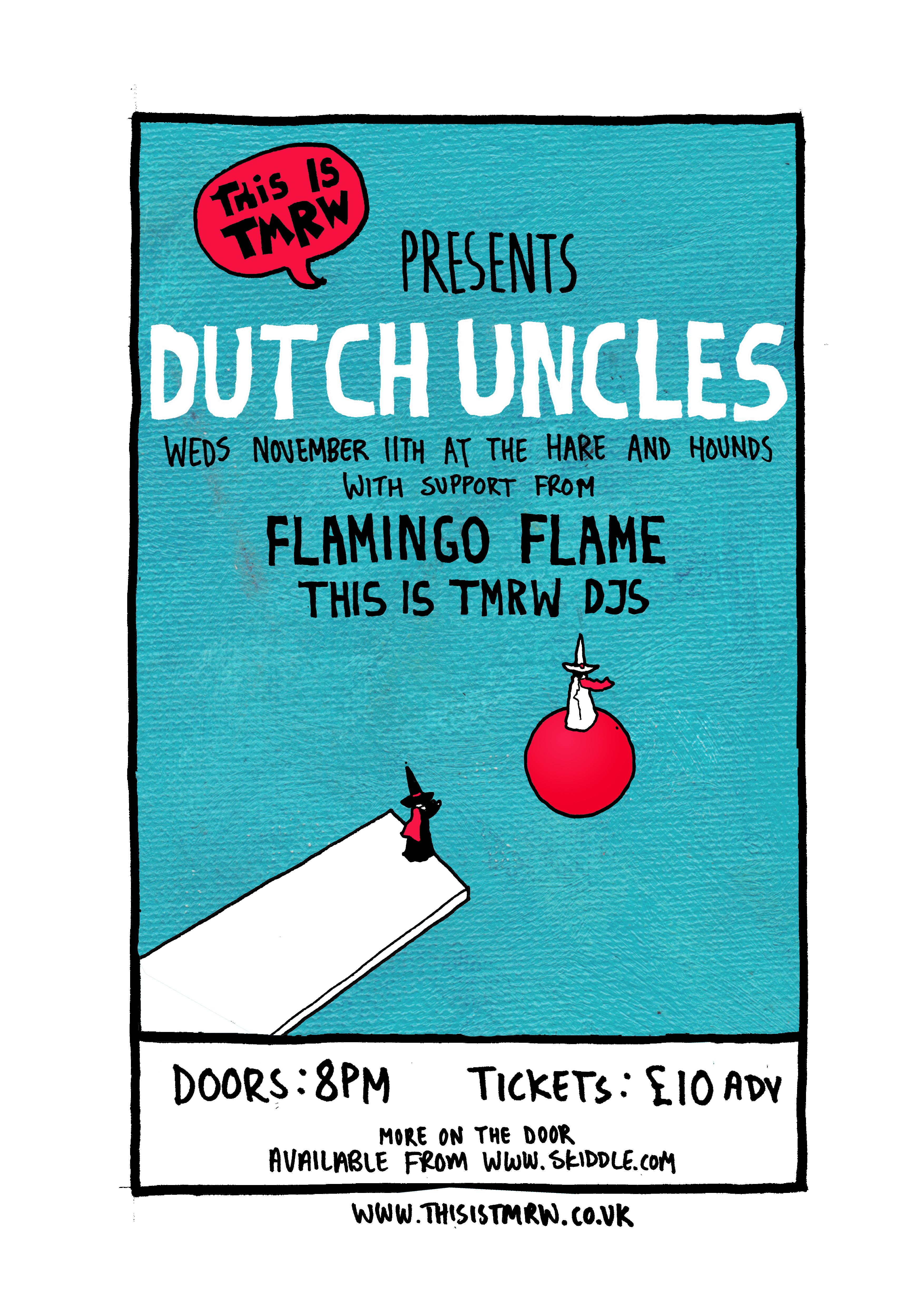 Dutch Uncles