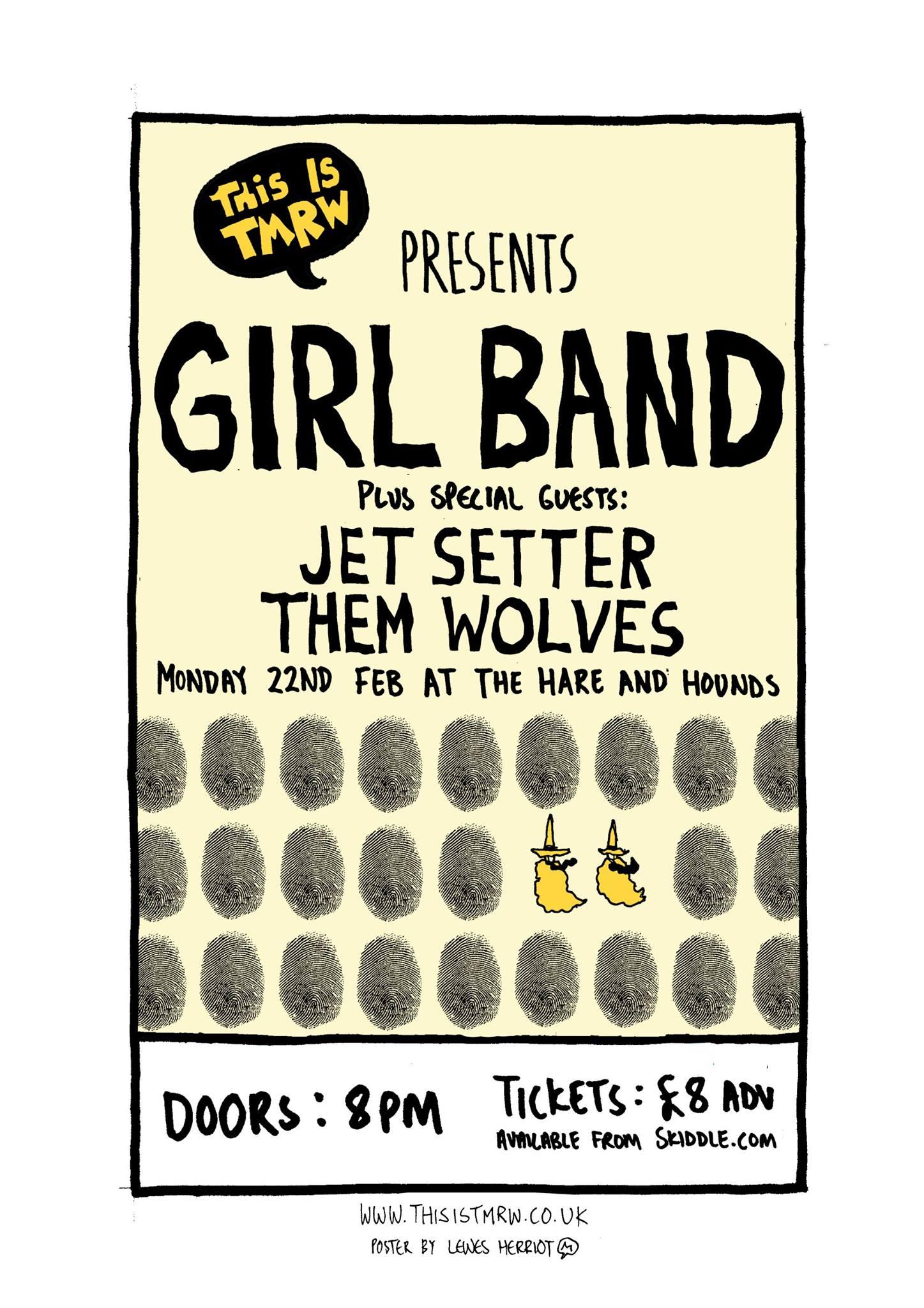 TIT Girl Band
