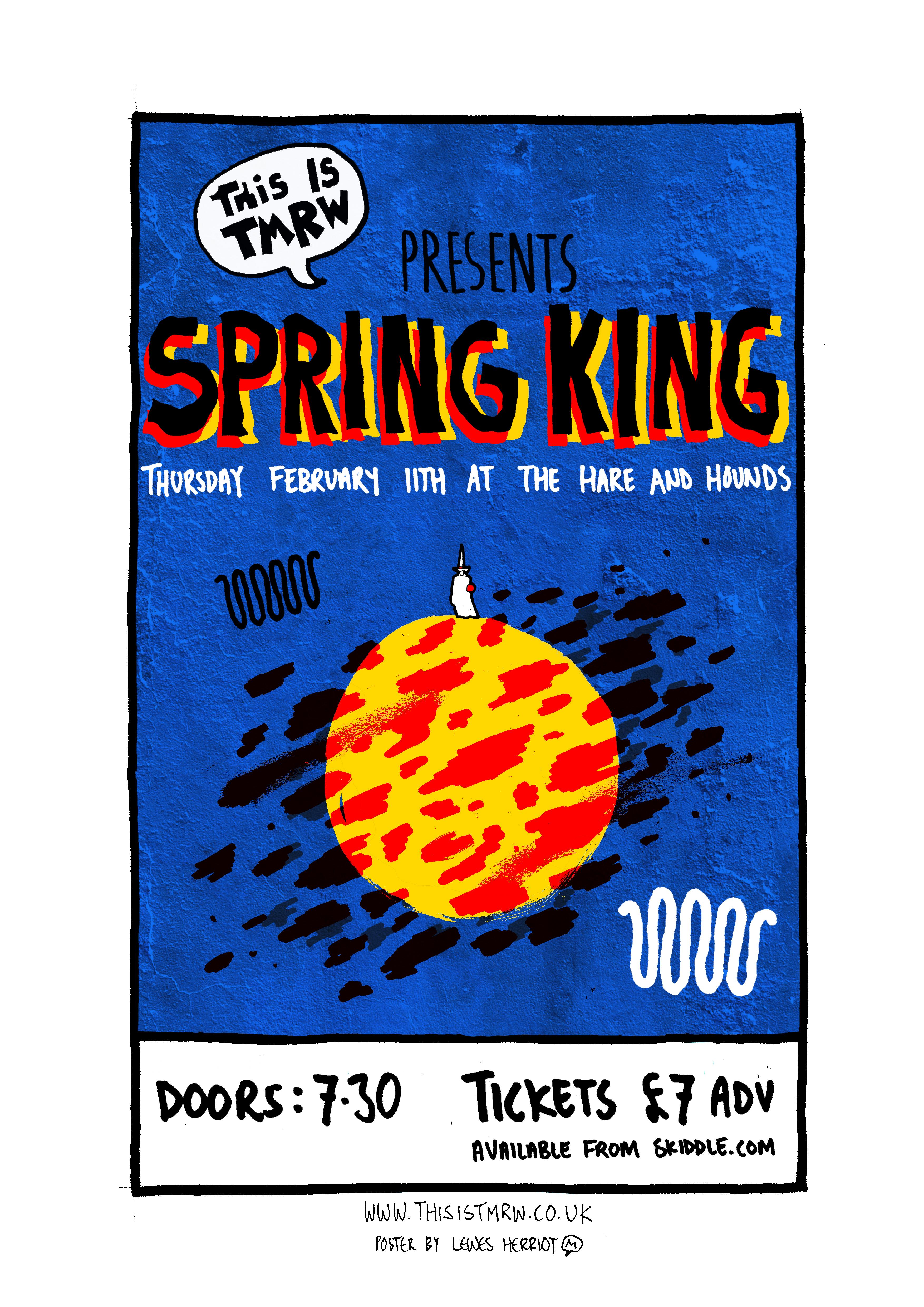 spring king finished 730
