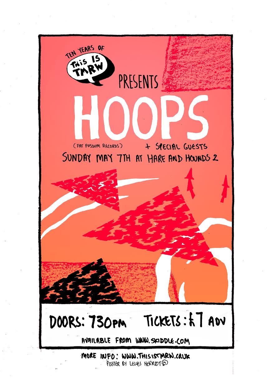 TIT HOOPS POSTER