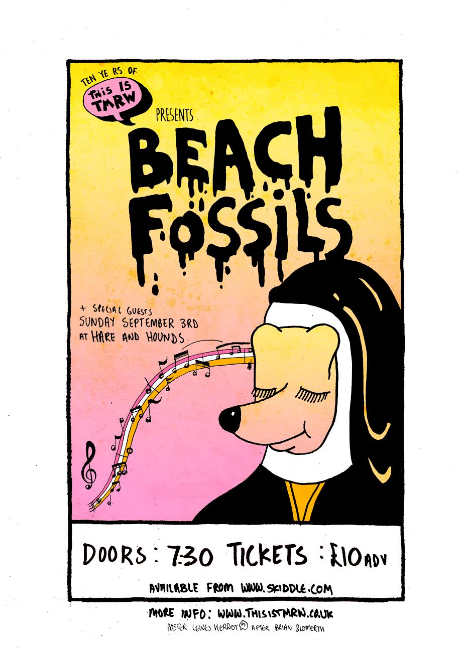 TIT BEACH FOSSILS
